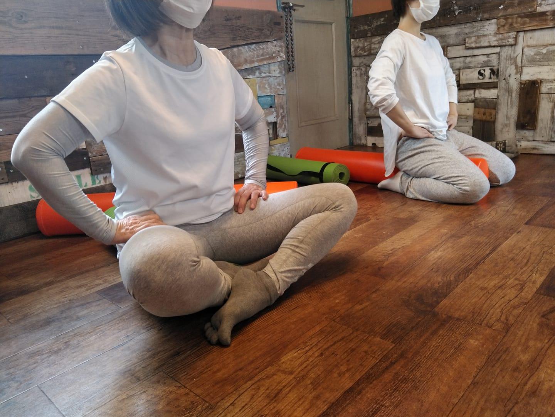 体幹トレーニング(大人バージョン)