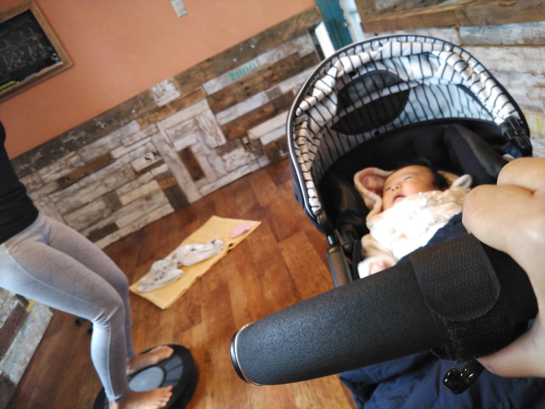 産後体幹トレーニング