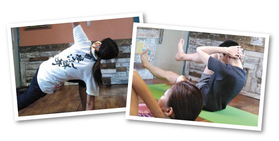 体幹教室イメージ写真